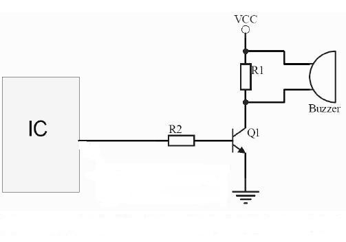 蜂鸣器为什么要并联电阻?