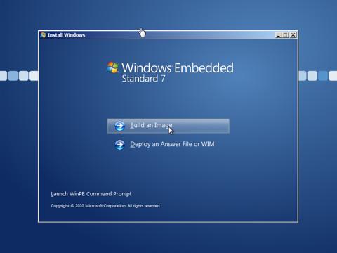 Windows 7 Embedded快速入门-安装