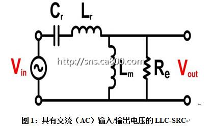 llc)谐振半桥电源转换