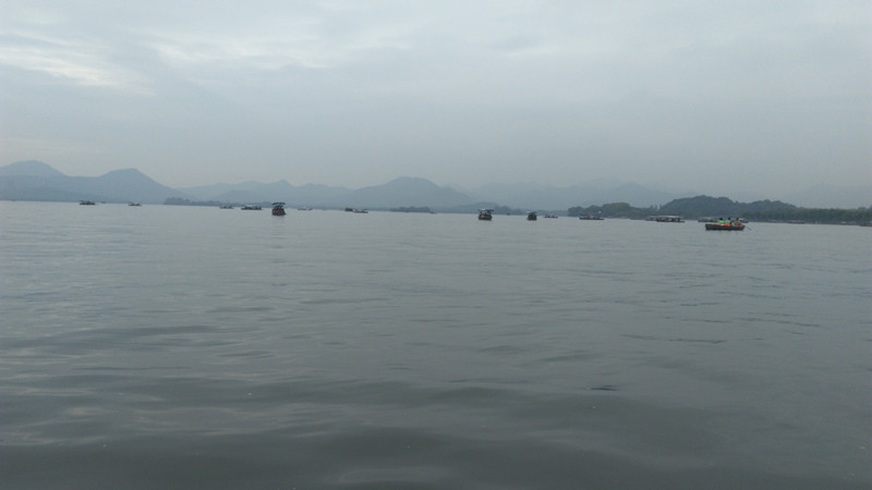 【日记之一】闲逛日记——杭州西湖、乌镇