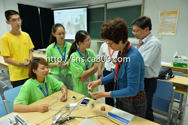 全国大学生生物医学电子创新设计竞赛在南京东南大学
